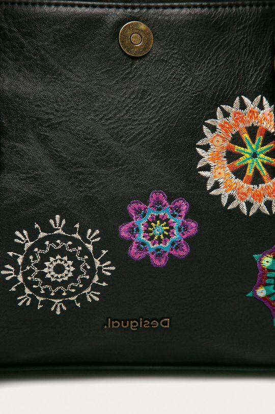 Desigual - Torebka czarny