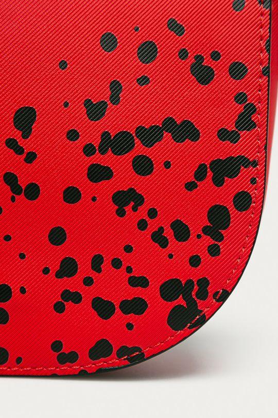 Desigual - Torebka czerwony