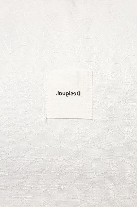 Desigual - Torba biały
