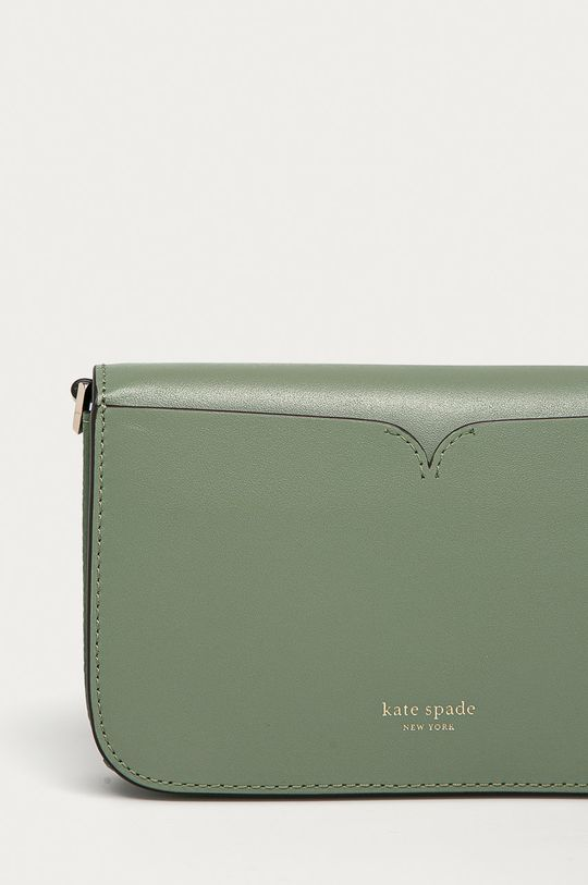 zielony Kate Spade - Torebka skórzana