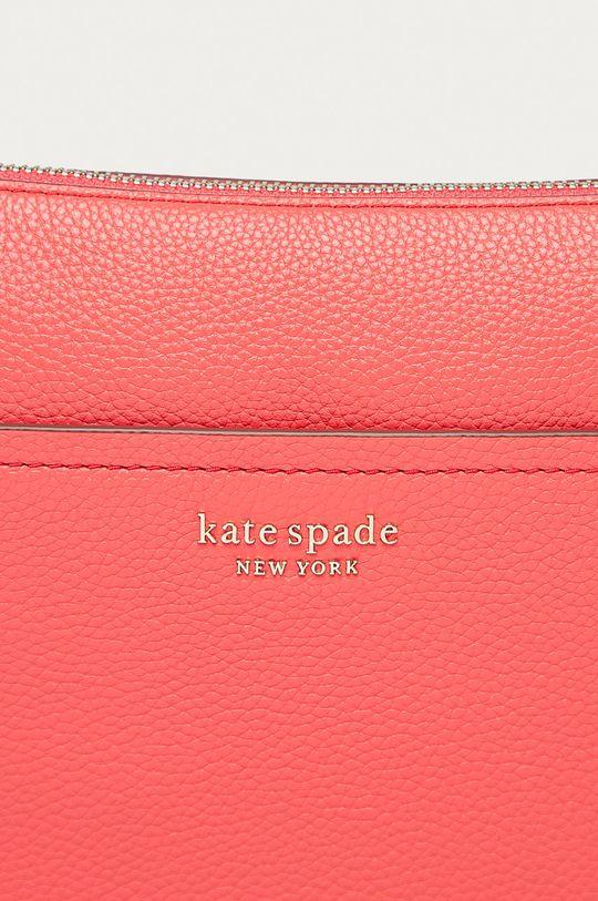 růžová Kate Spade - Kožená kabelka