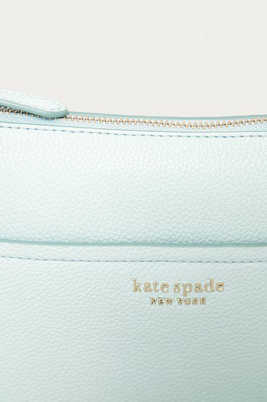světle modrá Kate Spade - Kožená kabelka