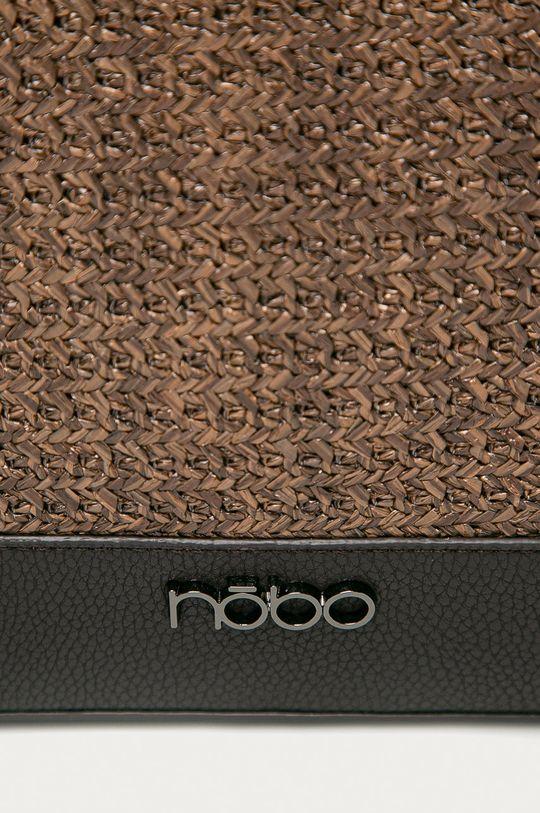 Nobo - Kabelka tmavě hnědá