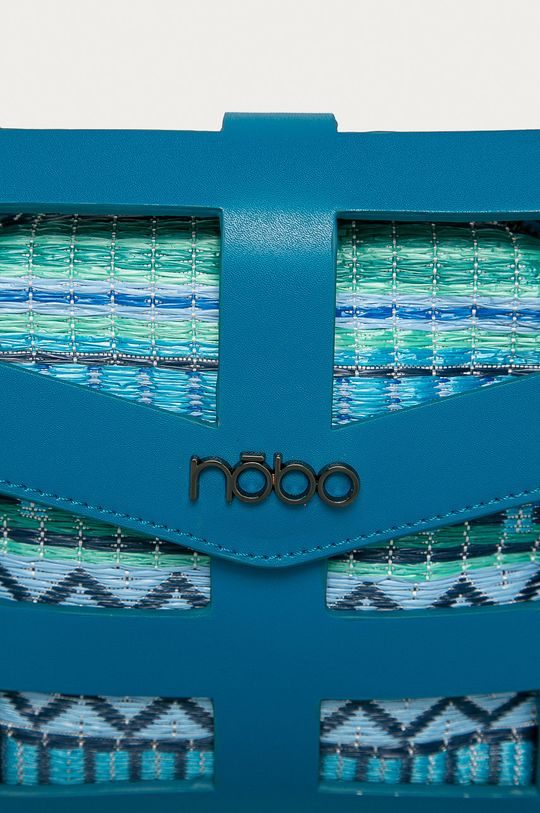niebieski Nobo - Torebka