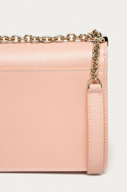 ružová Furla - Kožená kabelka 1927
