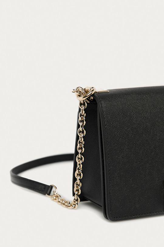 Furla - Kožená kabelka Mimi černá