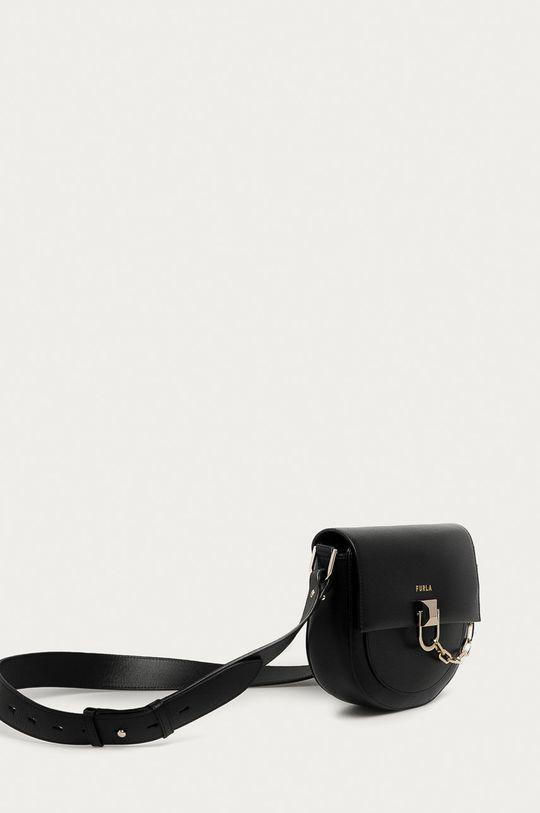 Furla - Kožená kabelka  Podšívka: 100% Polyester Hlavní materiál: 100% Přírodní kůže