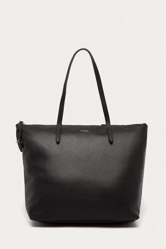 negru Furla - Poseta de piele Net De femei