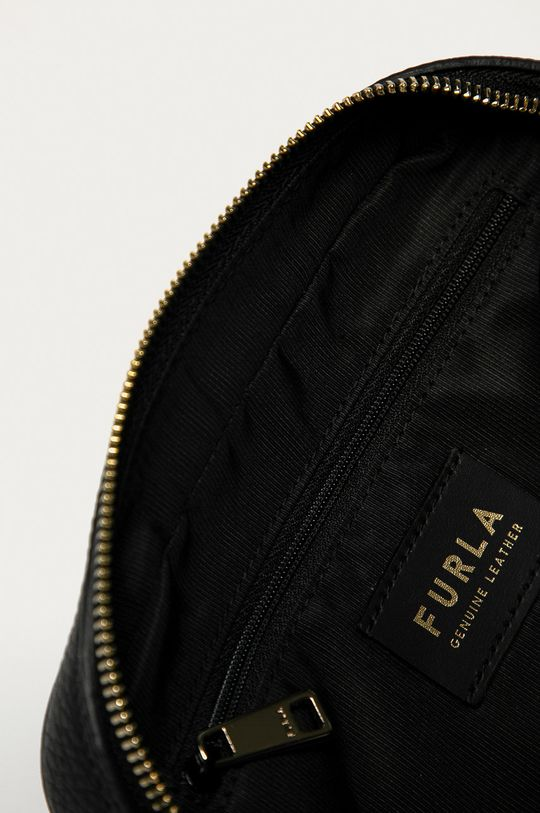 Furla - Kožená kabelka Real Mini Dámsky