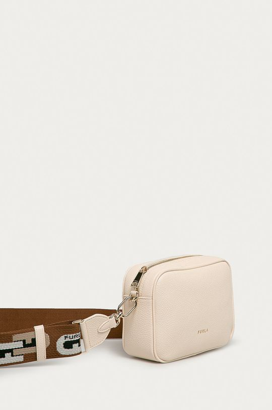 Furla - Kožená kabelka Real Mini  100% Prírodná koža