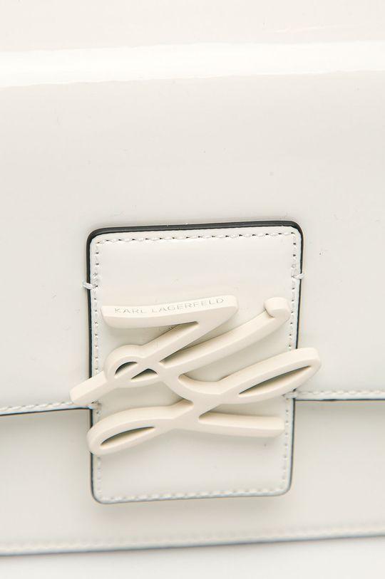 Karl Lagerfeld - Torebka biały