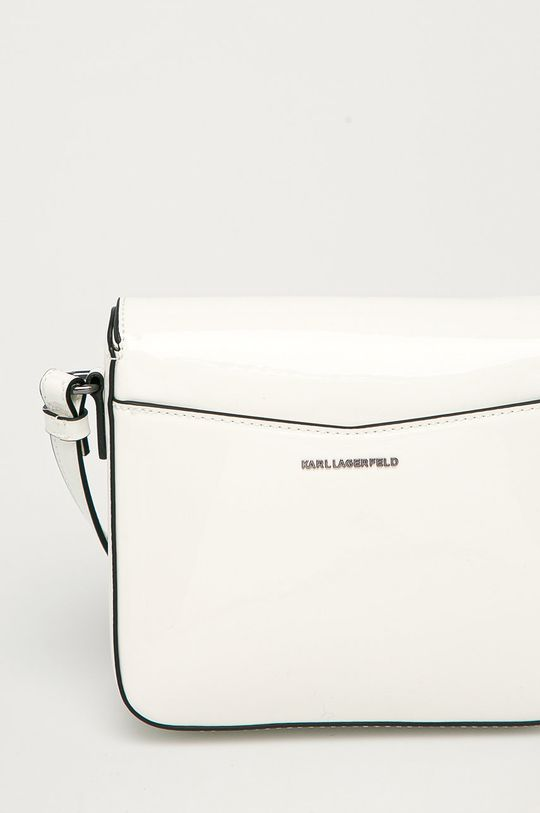 biały Karl Lagerfeld - Torebka