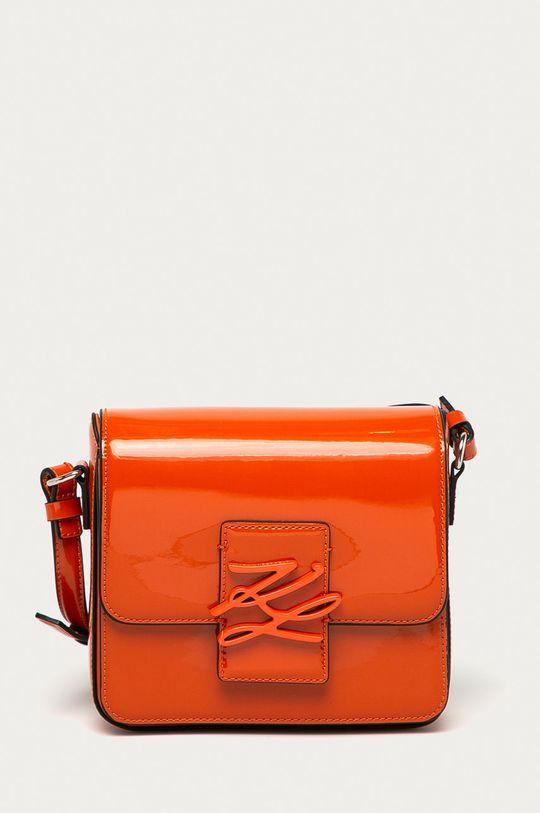 oranžová Karl Lagerfeld - Kabelka Dámský