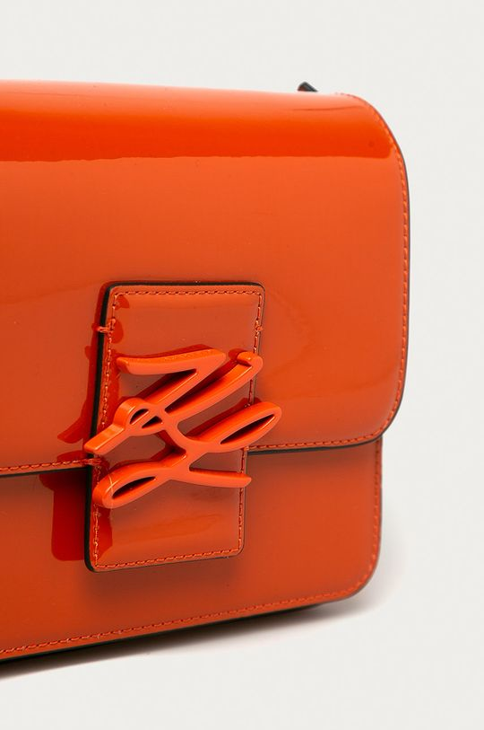 Karl Lagerfeld - Kabelka oranžová