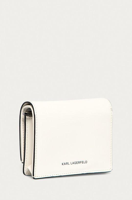 Karl Lagerfeld - Peňaženka biela