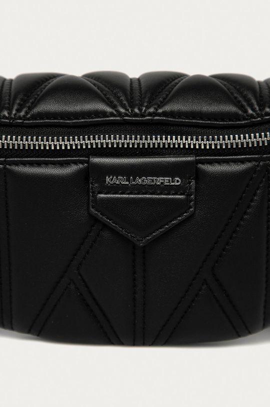 Karl Lagerfeld - Ledvinka černá
