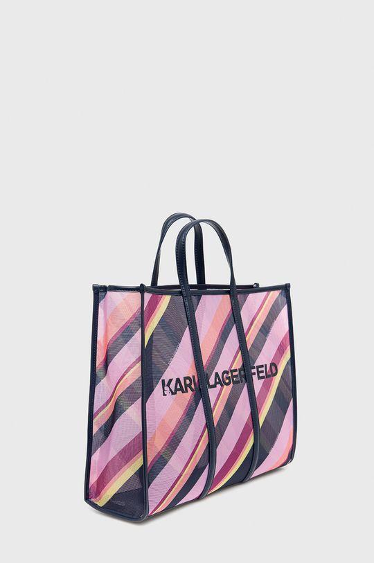 Karl Lagerfeld - Torebka 61 % Nylon, 39 % Poliuretan
