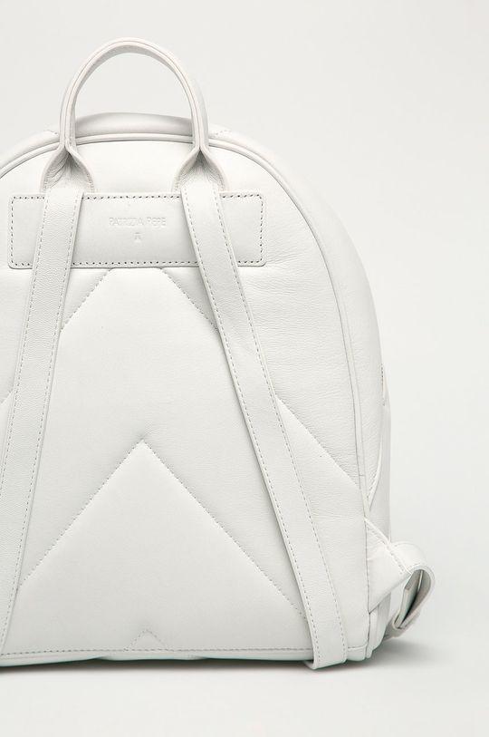 biela Patrizia Pepe - Kožený ruksak