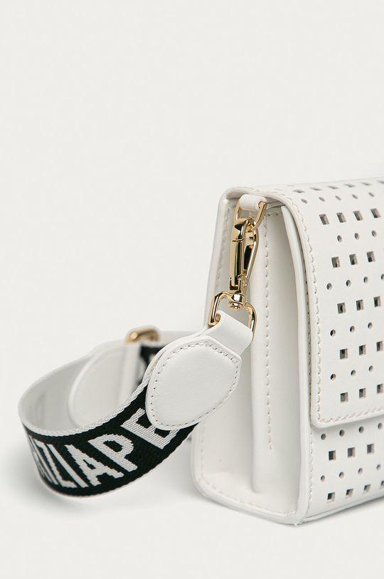 Patrizia Pepe - Kožená kabelka biela