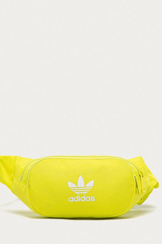 žlutá adidas Originals - Ledvinka Dámský