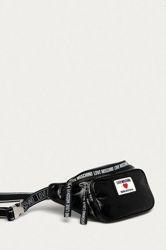 Love Moschino - Nerka Materiał syntetyczny, Materiał tekstylny