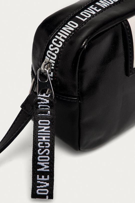 Love Moschino - Kabelka  1. látka: 100% PVC 2. látka: 100% Bavlna