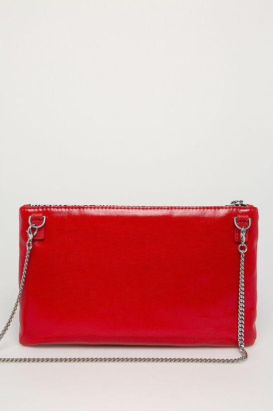 červená Love Moschino - Listová kabelka
