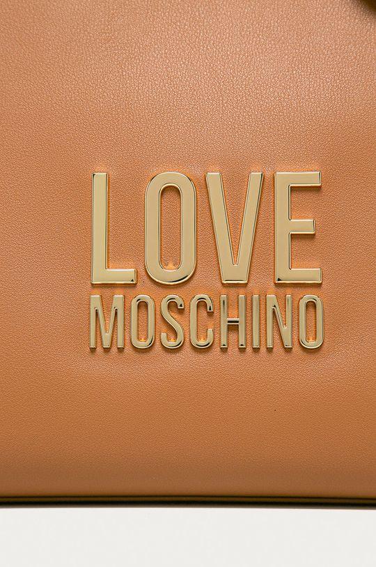 Love Moschino - Kabelka béžová