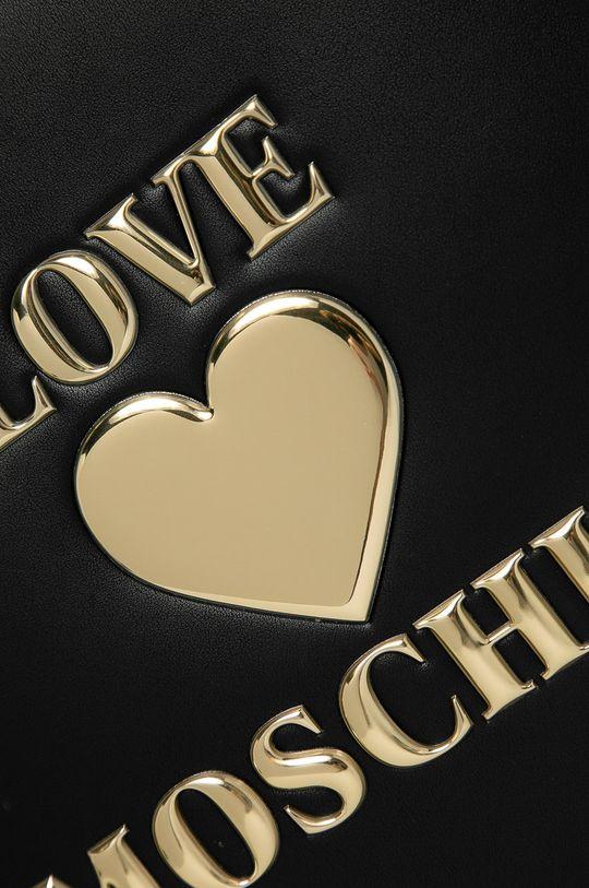 Love Moschino - Kabelka čierna