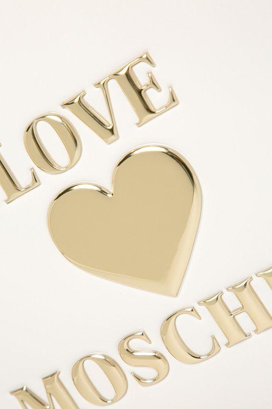 Love Moschino - Kabelka biela