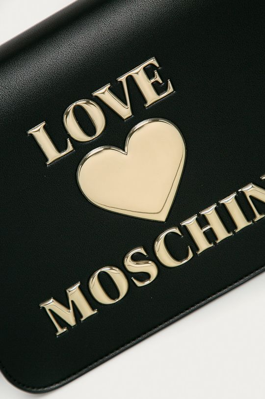 czarny Love Moschino - Torebka