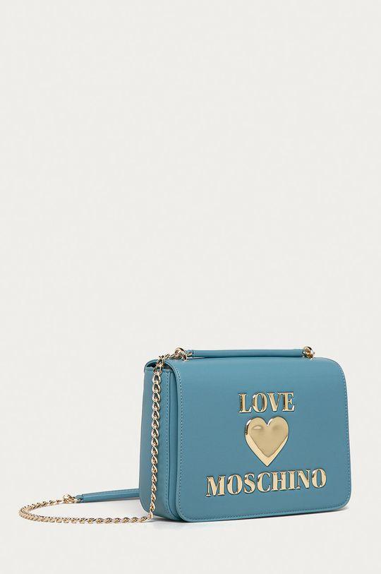 Love Moschino - Torebka jasny niebieski