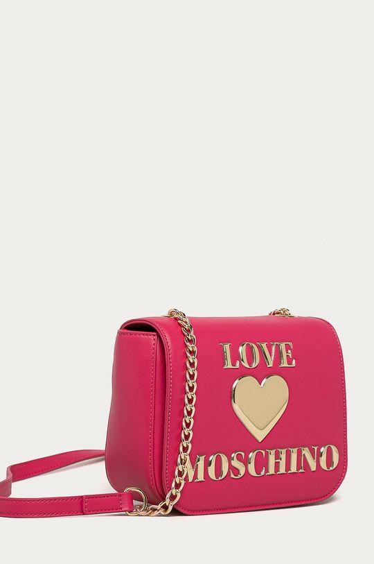 Love Moschino - Kabelka fuksia