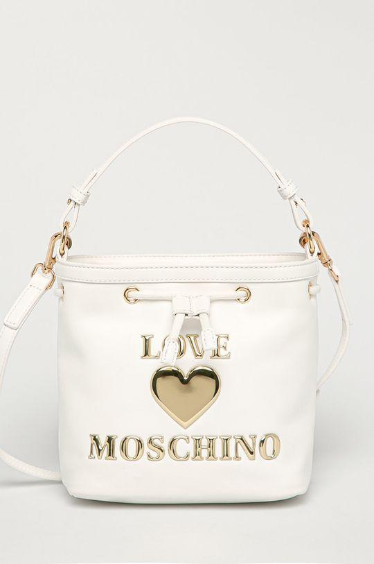 biela Love Moschino - Kabelka Dámsky
