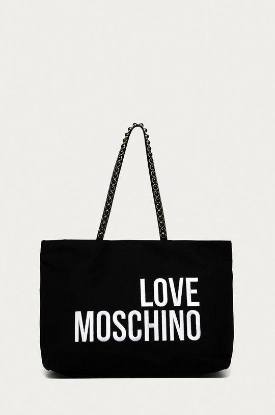 czarny Love Moschino - Torebka Damski