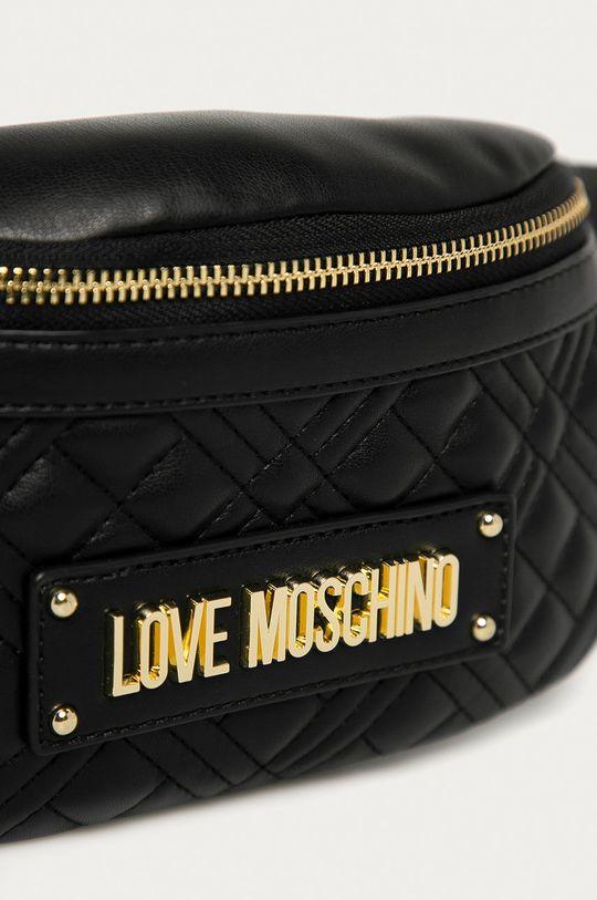 Love Moschino - Ledvinka černá