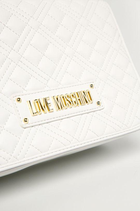 Love Moschino - Kabelka bílá
