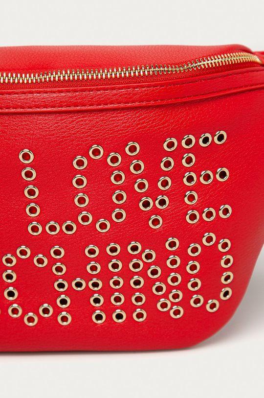 czerwony Love Moschino - Nerka