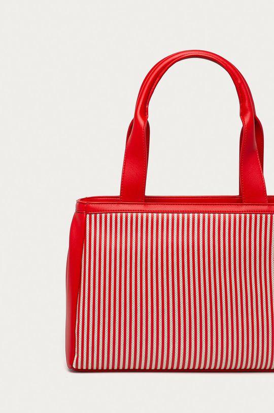Love Moschino - Kabelka  Umělá hmota, Textilní materiál