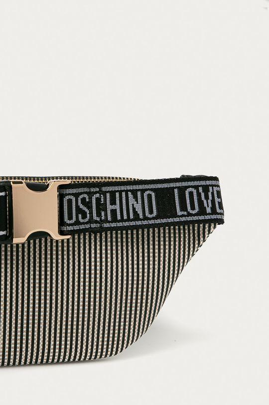 Love Moschino - Ledvinka  Umělá hmota, Textilní materiál