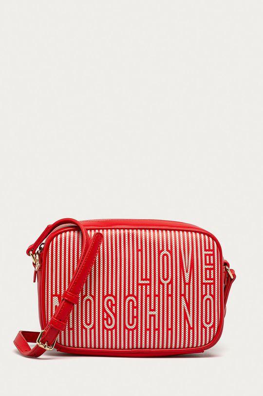 červená Love Moschino - Kabelka Dámský