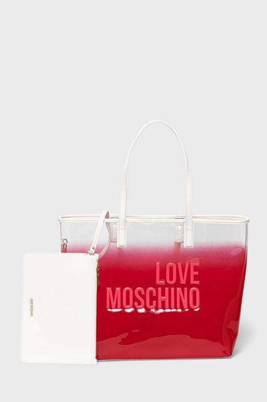 sýto ružová Love Moschino - Kabelka Dámsky