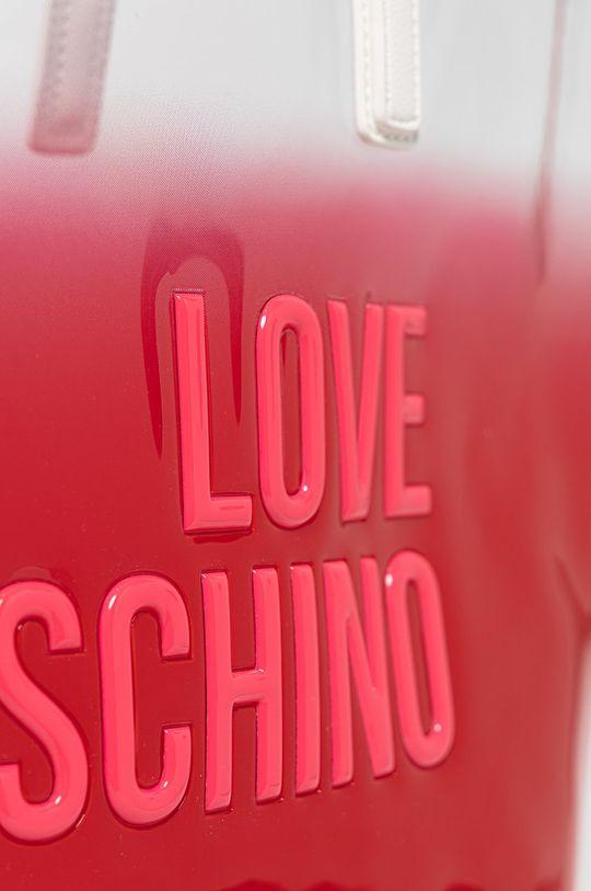 Love Moschino - Kabelka sýto ružová