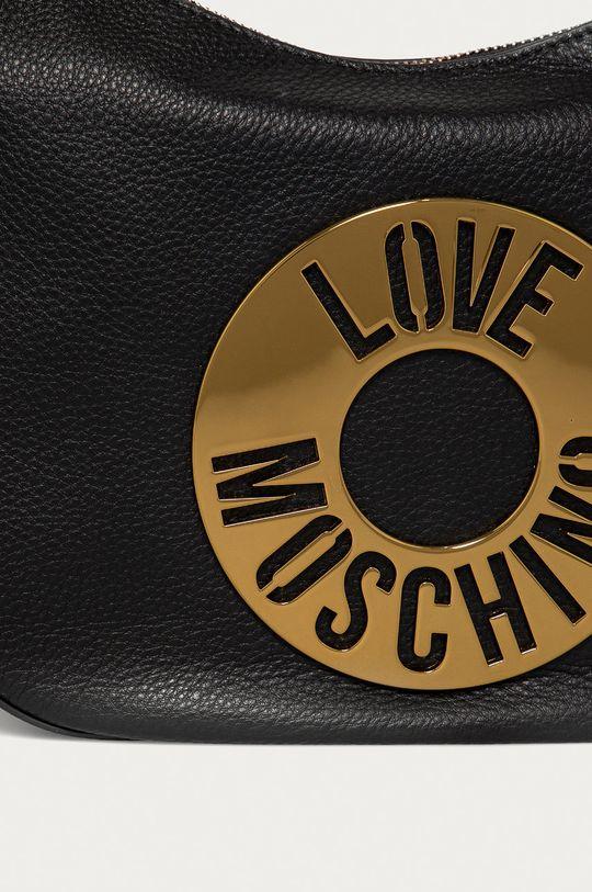 Love Moschino - Torebka skórzana 100 % Skóra naturalna