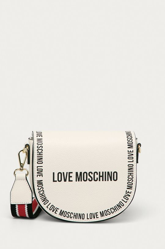 biały Love Moschino - Torebka Damski