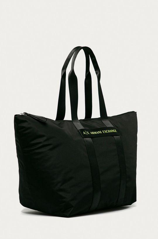 Armani Exchange - Taška černá
