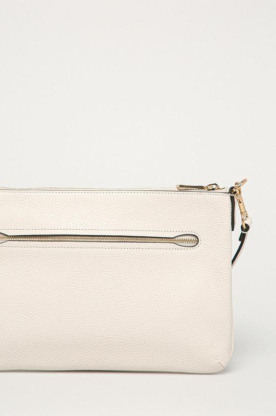 biela Coach - Kožená kabelka