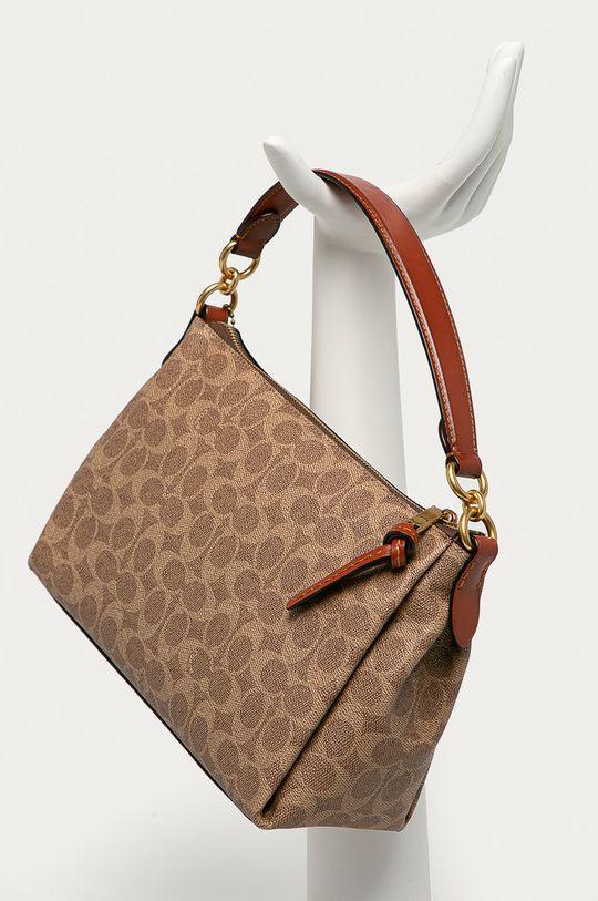 Coach - Kožená kabelka  100% Prírodná koža