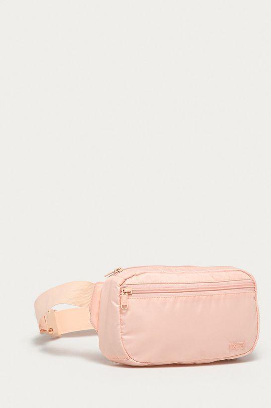 Levi's - Ledvinka pastelově růžová