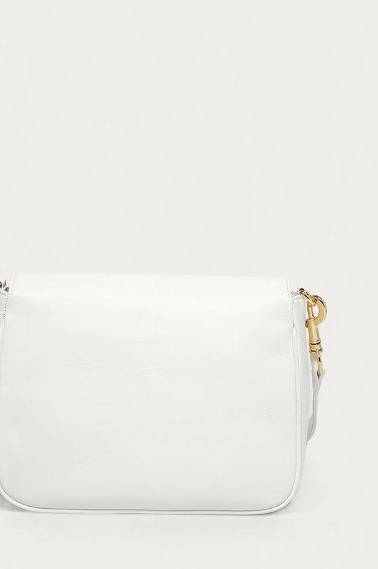 biela Twinset - Kožená kabelka